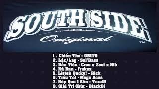 Top những bài Rap CĂNG ĐÉT đến từ SouthSide | Đại Chiến RAP VIỆT 2018 | MUSIC ID