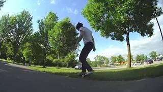 Activeon DX Action Camera Test Guelph Skateboarding