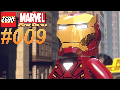 LEGO MARVEL SUPER HEROES #009 Iron Man ★ Let's Play LEGO Marvel Super Heroes [Together/Deutsch]