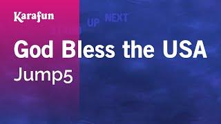 Karaoke God Bless The Usa Jump5
