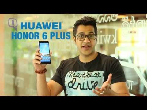 Review: Huawei Honor 6 Plus