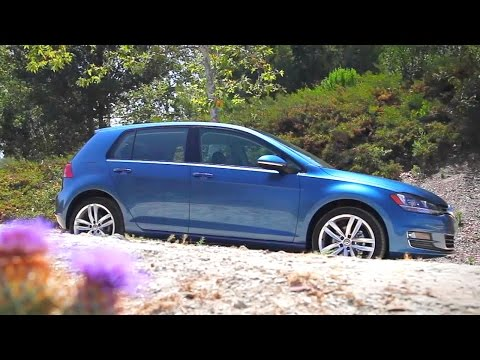 2015 Volkswagen Golf Review - Kelley Blue Book