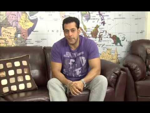 Salman Khan wishes Eid mubarak!