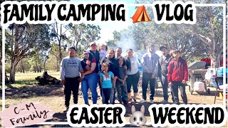 FAMILY CAMPING ⛺️ VLOG 23 Part-1/3