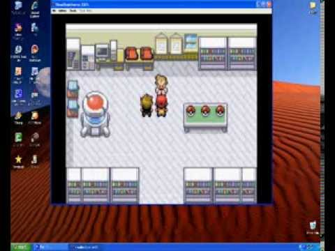 how to get all starter pokemon in fire red