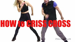 "K Pop Old School Dance Moves-  ""Yoo Seung Jun/Criss Cross"" 52 Grooves @ClubDanceKing"
