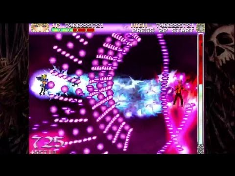 Deathsmiles MBL ALL lvl999 EX2 CLEAR with Casper