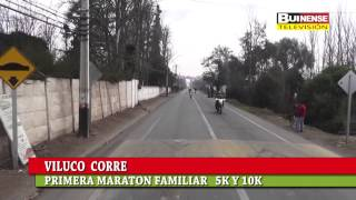 VILUCO CORRE   MARATON FAMILIAR 2015
