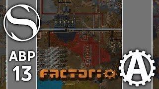 Let's Organise This Crap | ABPlus Factorio 0.15 Part 13