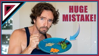 HUGE diet mistake - Why You're Not Losing Weight (Caloric restriction)