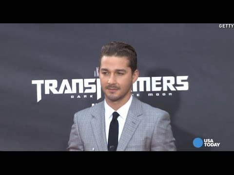 Shia LaBeouf's  theater arrest | USA NOW