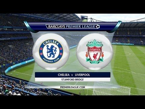 Chelsea FC vs Liverpool FC | 10.05.2015 | Barclays Premier League | FIFA 15