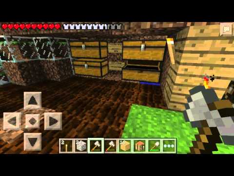 Выживание в Minecraft PE #56 NETHER REACTOR CORE