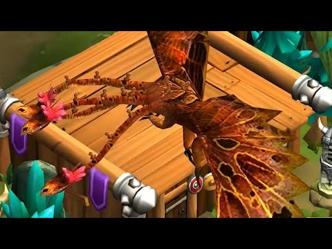 Dragons Rise of Berk Boneknapper Titan ▶ Dragons Rise of Berk
