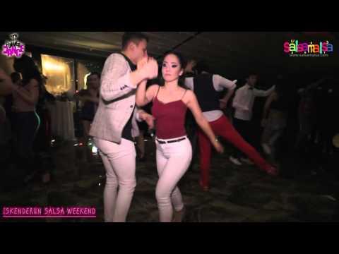 Yiğit Isiyel & Yağmur Uysak Social Salsa - Iskenderun Salsa Weekend