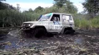АТЛ-трофи 2016 Toyota Land Cruiser TLC-70 ТР-2 [Off-Road 4х4]