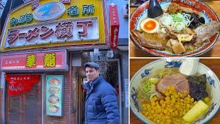 Sapporo Ramen Alley Adventure ? ONLY in JAPAN #49