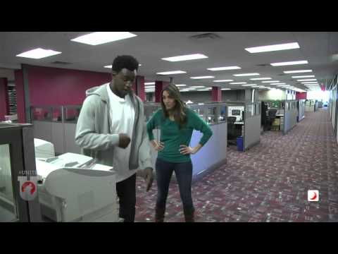UNITE: Aldon Smith Helps Marianela Sack Danny