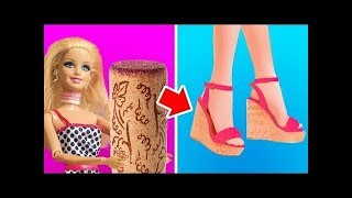 20 IDEAS CREATIVAS PARA TU MUÑECA BARBIE
