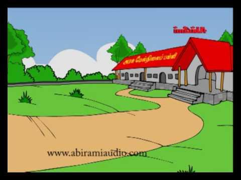Pallikoodam Pogalam - Chellame Chellam - Pre School - Animated...