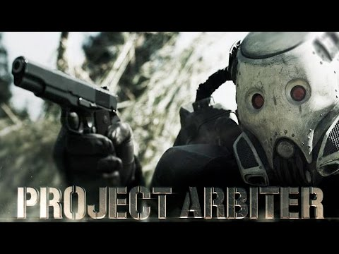 PROJECT ARBITER  (2014)  Short Film by Michael Chance klip izle