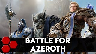 World of Warcraft: Battle for Azeroth - TheHiveLeader