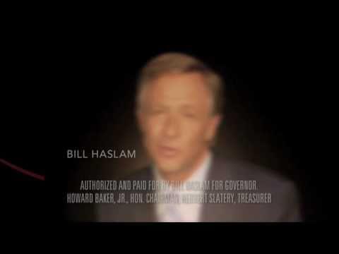Bill Haslam : First