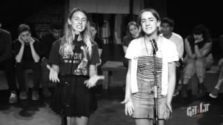 """Mila Cuda & Jessica Romoff - """"Exes"""""""