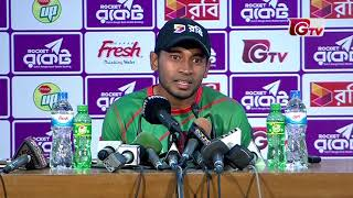 Press Conference after 4th Day of 2nd Test with Mushfiqur Rahim   Steve Smith   Nathan Lyon