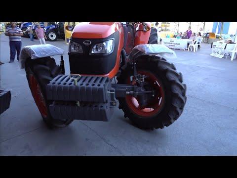 Manevrası en iyi olan Traktör - KUBOTA