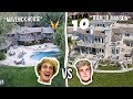 Download Maverick House vs Team 10 Mansion ( Logan vs Jake ) **House Battle** in Mp3, Mp4 and 3GP
