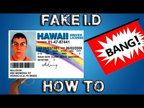 Make A Fake Id For Kids