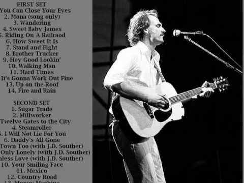James Taylor - Stand And Fight