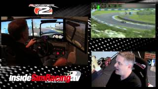 rFactor 2 - Panoz Roadster Test Drive