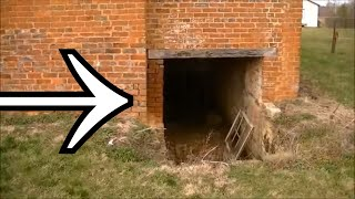 TREASURE FOUND! Metal Detecting Dirt Basement Under Abandoned 1700's House. WOW! | JD's Variety