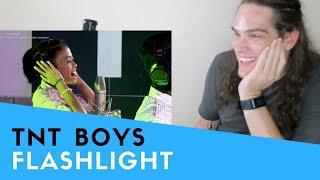 Voice Teacher Reacts to TNT Boys - Flashlight