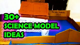 Best project ideas   30+ science projects  Best working models for science exhibition