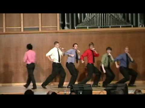 Disney Medley  Performed by Biola's Kings Men 2007
