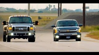 09' Ford F-350 Dually Vs Cammed 2011 Silverado (Before And After Mods)