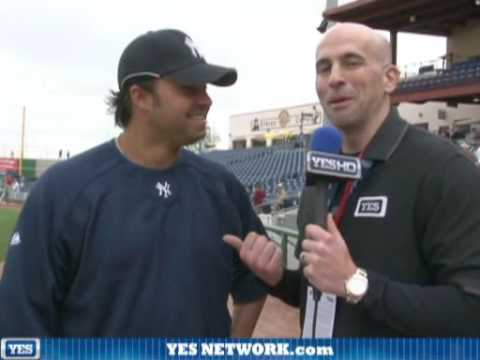 Nick Swisher interview Video