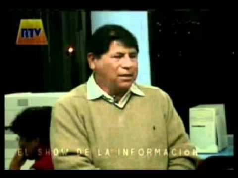 Ovnis Perú — El Caso Donato Cervantes (Entrevistas: RTV Cuzco 2007) [Parte 1/3]