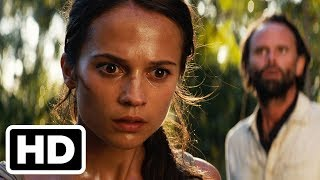 Tomb Raider - Trailer #2 (2018) Alicia Vikander