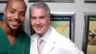 Scrubs - The real JD and Turk