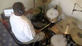 Hezekiah Walker - Every Praise (Drum Cover)