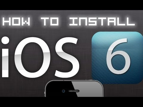 Install iOS 6 Beta 4 Without A Developer Account Or UDID (Free)