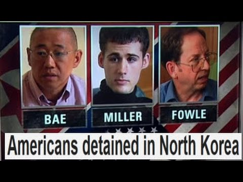 Pyongyang American Prisoners Kenneth Bae | Jeffrey Fowle | Matthew Miller Plea for Freedom Interview