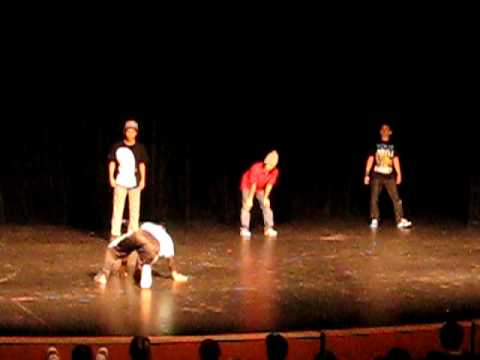 Century High School Talent Show 09:Breakdancing Video
