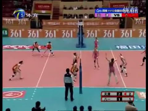 Voleibol El mejor Punto De La Historia (China).flv
