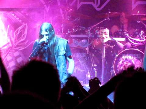 Iced Earth - Watching Over Me Live, Nosturi, Helsinki, Finland 01.12.2011