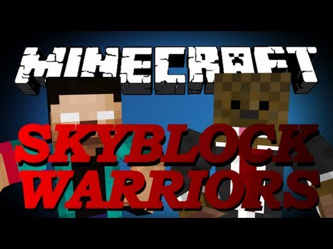 SPECIAL Minecraft SKYBLOCK WARRIORS 2 vs 2 vs 2 vs 2 #6